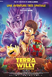 Terra Willy: Planète inconnue