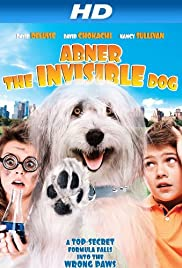 Abner le chien magique (Abner, the Invisible Dog)