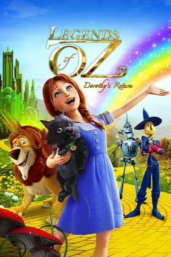 Le Monde magique d'Oz (Legends of Oz: Dorothy's Return)